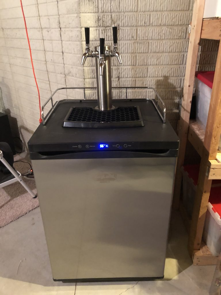 kegland series 4 kegerator review