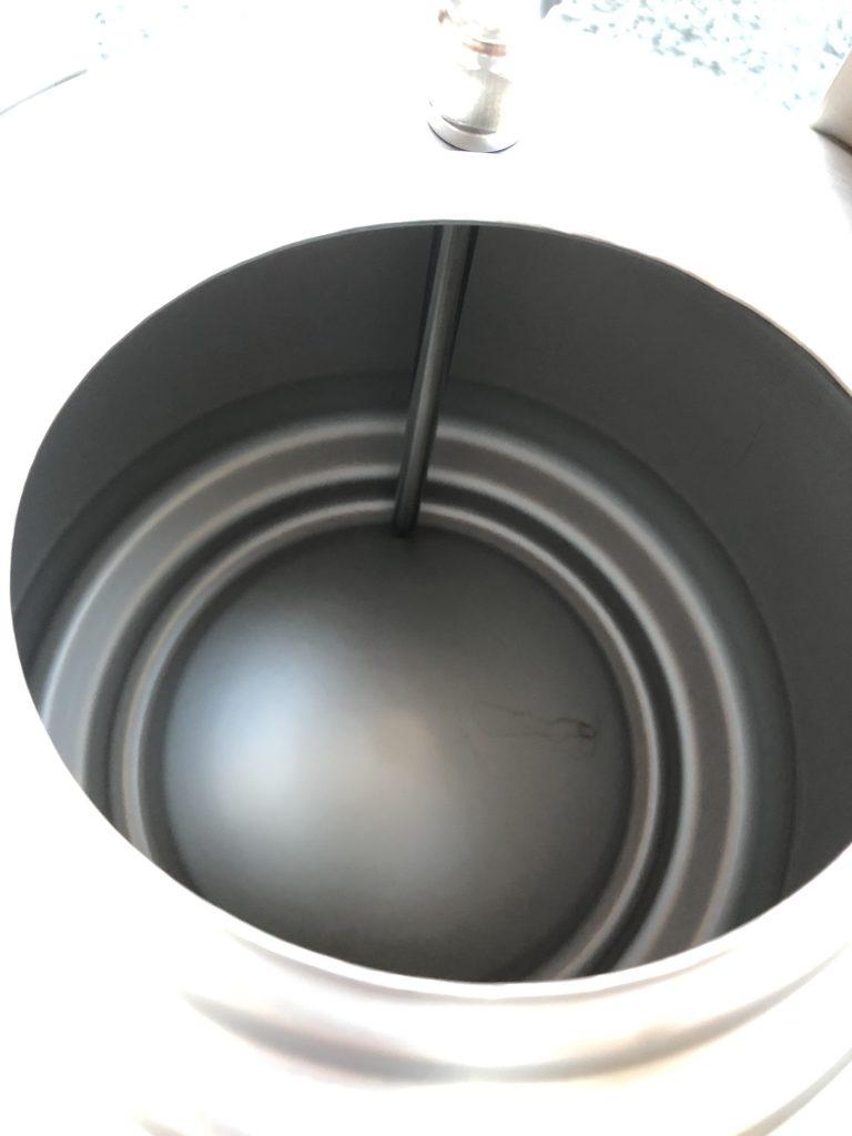 slimline torpedo keg dip tube