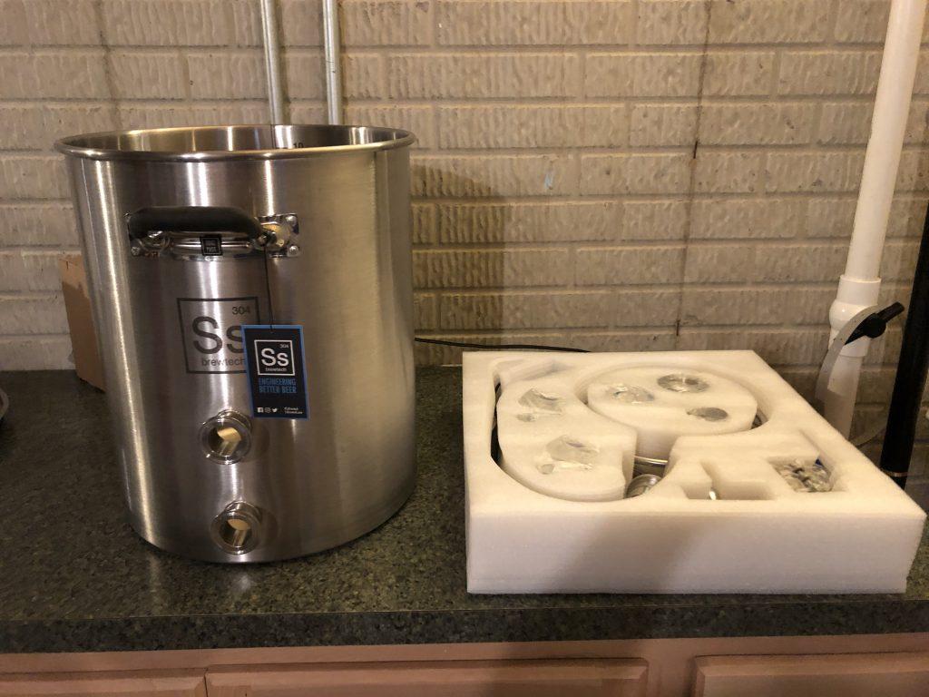 ss brewtech 1V review
