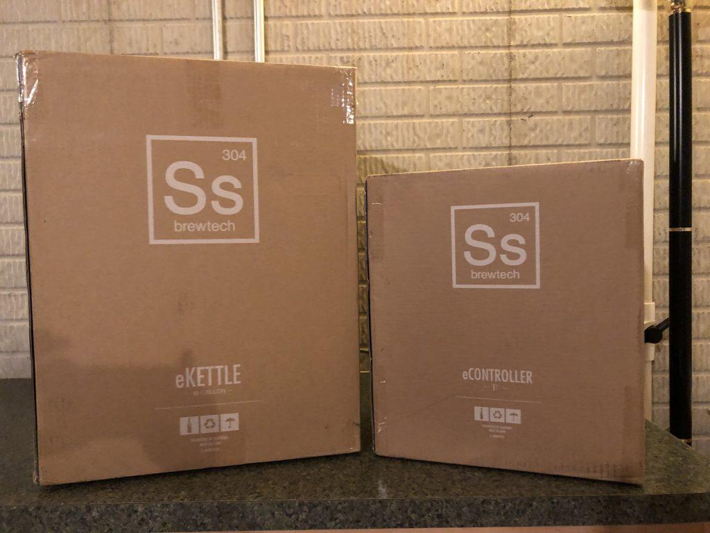 ss brewtech 1v system