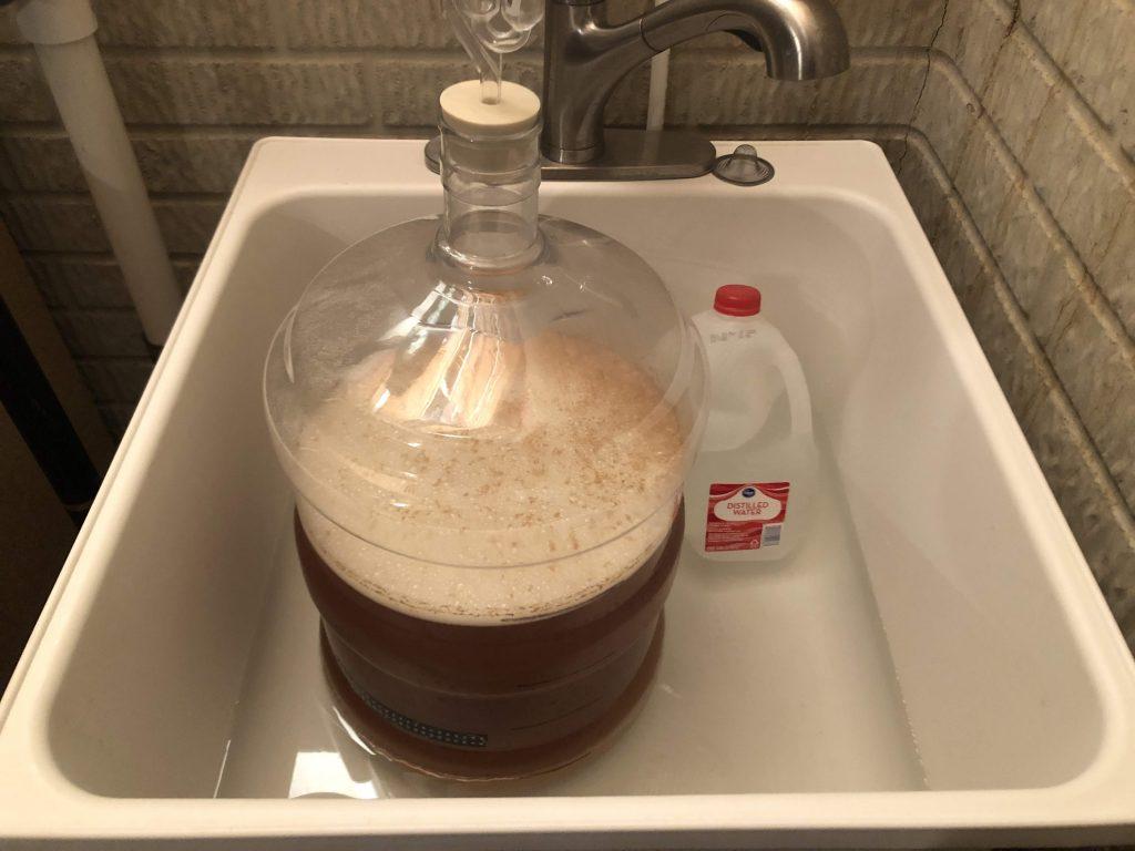 easy lagering method